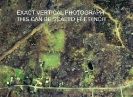 Vertical aerial photograph.